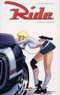 The ride T1 : Sur la route (0), comics chez Delcourt de Gardner, Hamner, Marz, Dixon, Wagner, Greene, Steelfreze, Brunner, Jeanty, Noto, Gregory, Pearson, Haynes