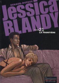 Jessica Blandy T21 : La frontière (0), bd chez Dupuis de Dufaux, Renaud