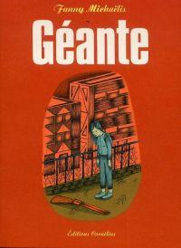 Géante, bd chez Cornelius de Michaelis