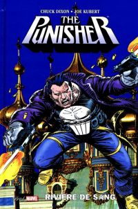 The Punisher : Rivière de sang, comics chez Panini Comics de Dixon, Kubert, Rosas