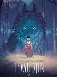Temudjin T1, bd chez Daniel Maghen de Ozanam, Carrion