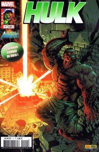 Hulk T11 : La Loi Maya, comics chez Panini Comics de Remender, Parker, Aaron, Scalera, Palo, Eaglesham, Martin jr, Staples, Wilson