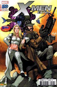 X-Men (revue) – Extra, T95 : Xavier doit mourir ! (0), comics chez Panini Comics de Pak, Segovia, Diaz, Kholinne, Charalampidis, Sotomayor, Maulana, SotoColor, Larroca