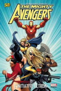 The Mighty Avengers T1 : L'initiative Ultron (0), comics chez Panini Comics de Bendis, Djurdjevic, Cho, Bagley, Ponsor, Peru, Keith
