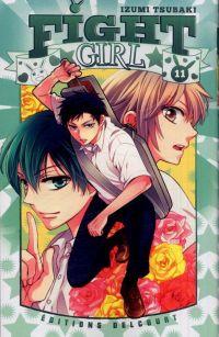 Fight girl T11, manga chez Delcourt de Tsubaki