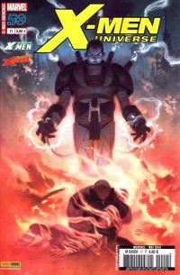 X-Men Universe T11 : Le ferrailleur (0), comics chez Panini Comics de Liu, Peck, Perkins, Azaceta, Southwork, Noto, Mossa, Rosenberg, Martin jr, Loughridge, Ramos, Tedesco, Remender