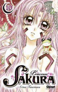 Princesse Sakura T10, manga chez Glénat de Tanemura