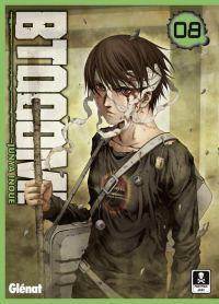 Btooom !  T8, manga chez Glénat de Inoue