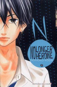 No longer heroine T2 : , manga chez Delcourt de Koda