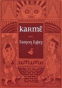 Carmin, comics chez Rackham de Espey