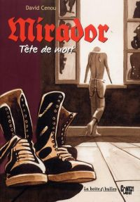 Mirador, tête de mort, bd chez La boîte à bulles de Cenou