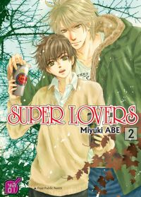 Super lovers T2, manga chez Taïfu comics de Abe