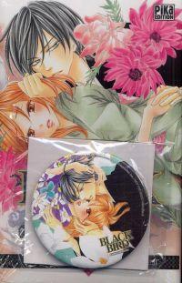 Black bird T16, manga chez Pika de Sakurakouji