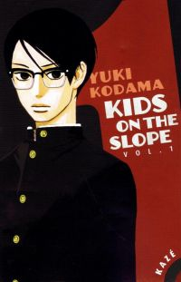 Kids on the slope T1 : , manga chez Kazé manga de Kodama