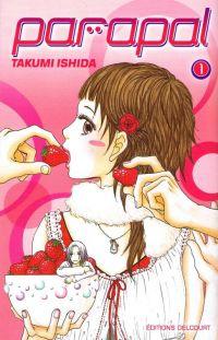 Parapal T1, manga chez Delcourt de Ishida