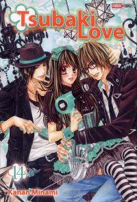 Tsubaki love T14, manga chez Panini Comics de Kanan