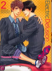 Electric delusion T2, manga chez Taïfu comics de Nekota