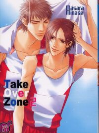Take over zone  T2, manga chez Taïfu comics de Masara