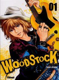 Woodstock T1, manga chez Glénat de Asada