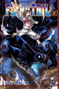 Fairy Tail T30, manga chez Pika de Mashima