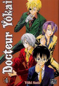 Docteur Yôkai T4, manga chez Pika de Yûki