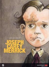 Joseph Carey Merrick, bd chez Sandawe de Van P, Perrotin