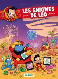 Les Enigmes de Léo T1, bd chez Bamboo de Erroc, Larbier, Mirabelle, Amouriq