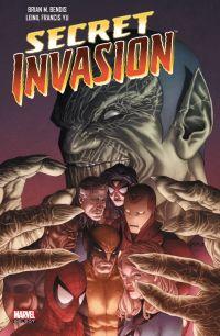 Secret Invasion, comics chez Panini Comics de Bendis, Yu, Martin, Warren, Strain, McNiven