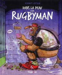 Dans la peau d'un rugbyman, bd chez Hugo BD de Stilo, Vivant