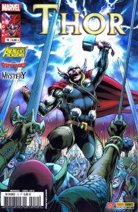 Thor T10 : Examen final, comics chez Panini Comics de Gage, Gillen, Fraction, Di Giandomenico, Di Vito, Norton, McKelvie, Grummet, Davis, Sotomayor, Aymara
