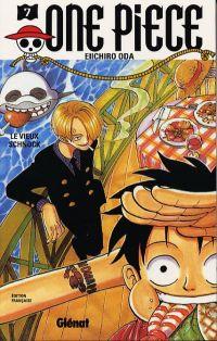 One Piece T7 : Le vieux schnock (0), manga chez Glénat de Oda