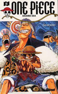 One Piece T8 : Pas de souci (0), manga chez Glénat de Oda