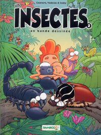 Les Insectes T2, bd chez Bamboo de Cazenove, Vodarzac, Cosby