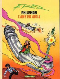 Philémon T9 : L'âne en atoll (0), bd chez Dargaud de Fred