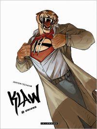 Klaw T3 : Unions (0), bd chez Le Lombard de Ozanam, Jurion, Guillo