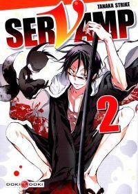 Servamp T2, manga chez Bamboo de Strike