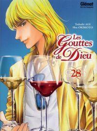 Les gouttes de Dieu T28, manga chez Glénat de Agi, Okimoto