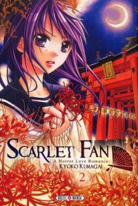 Scarlet fan - a horror love romance  T2, manga chez Soleil de Kumagai