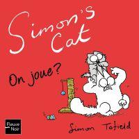 Simon's cat : On joue ?, comics chez Fleuve Noir de Tofield