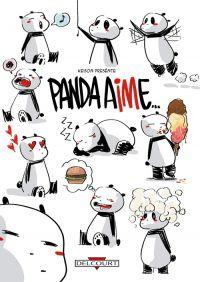 Panda aime, bd chez Delcourt de Keison