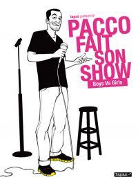 Pacco fait son show : Le couple (0), bd chez Delcourt de Pacco