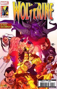 Wolverine (revue) – Revue V 3, T12 : Covenant (0), comics chez Panini Comics de Bunn, Meikis, Smith, Pennington, Hennessy, Pelletier, Quintana, Beredo, Ferry