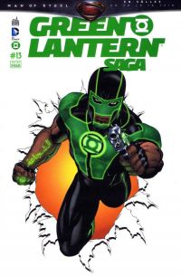 Green Lantern Saga T13, comics chez Urban Comics de Bedard, Robinson, Johns, Milligan, Tomasi, Pasarin, Scott, Mahnke, Bressan, Kuder, Syaf, Aviña, Pantazis, Eltaeb, Ruffino, Sinclair