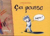 Ça pousse, bd chez Diabolo éditions de Canottiere