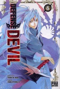Defense Devil T6, manga chez Pika de In-Wan, Kyung-il