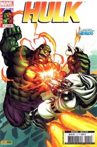Hulk T12 : Hulk : united (0), comics chez Panini Comics de Parker, Remender, Aaron, Scalera, Palo, Seeley, Oliver, Wilson, Milla, Martin jr, SotoColor, McGuinness