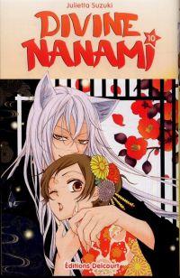 Divine Nanami T10, manga chez Delcourt de Suzuki