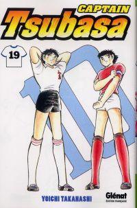 Captain Tsubasa T19, manga chez Glénat de Takahashi