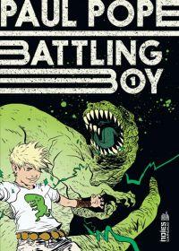 Battling boy T1 : La mort d'Haggard West (0), comics chez Urban Comics de Pope, Sycamore