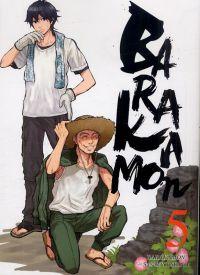 Barakamon T5, manga chez Ki-oon de Yoshino